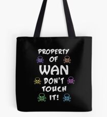 Property of Wan Tote Bag