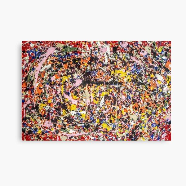 Thanks, Jackson Pollock  Canvas Print