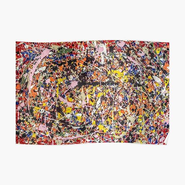 Thanks, Jackson Pollock  Poster