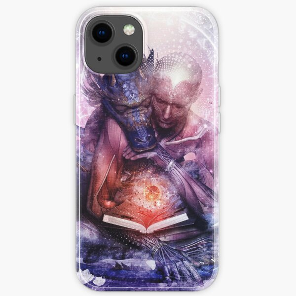 Perhaps The Dreams Are Of Soulmates iPhone Soft Case