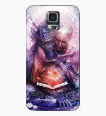 Vielleicht sind die Träume von Seelenverwandten Hülle & Klebefolie für Samsung Galaxy