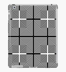 Optical Illusion Shirts iPad Case/Skin