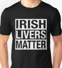 Irish Livers Matter Unisex T-Shirt