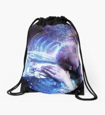 A Prayer For The Earth Drawstring Bag