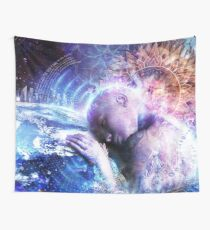 A Prayer For The Earth Wall Tapestry