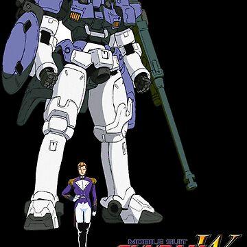 Gundam Wing - Tallgeese II by SteveG2007