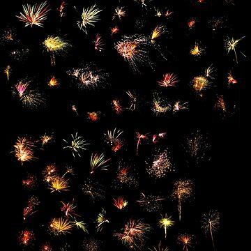 fireworks by frauenbrauen