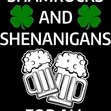 Shamrocks and Shenanigans by ashleymn