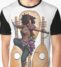 Fitzhywel's Fantastical Paraphernalia: Bard! Graphic T-Shirt