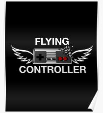 Flying Controller Poster