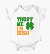 Funny Irish T-shirt One Piece - Short Sleeve