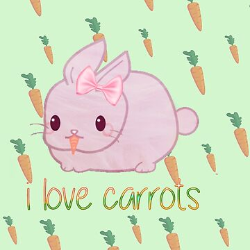 i love carrots by neon-bullets