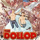 Dollop Calendar Cover by James Fosdike