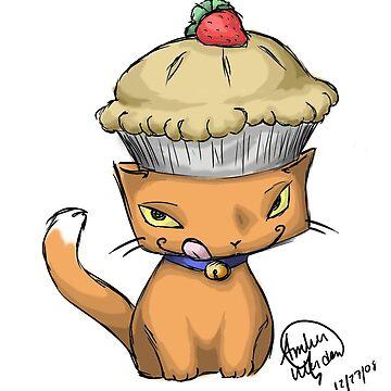 Cats Like Pie by LiliumOfChaos