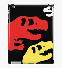 Jurassic Park Dinosaur Family iPad Case/Skin