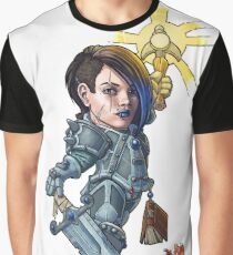 Fitzhywel's Fantastical Paraphernalia: Paladin! Graphic T-Shirt