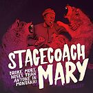 The Dollop - Stagecoach Mary by James Fosdike