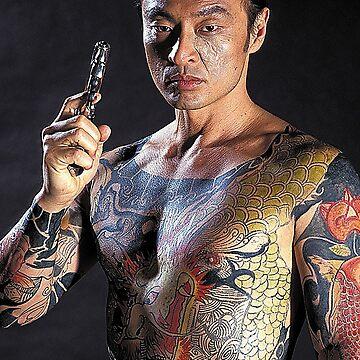 Cary Hiroyuki Tagawa Funekei Yoshida Showdown in Little Tokyo by bammydfbb