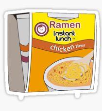 instant ramen noodle design! Sticker