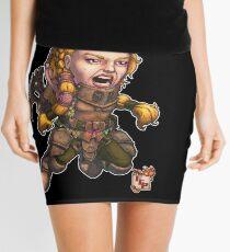 Fitzhywel's Fantastical Paraphernalia: Fighter! Mini Skirt