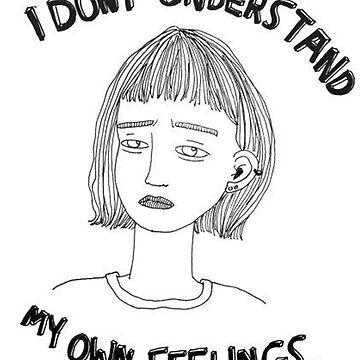 my feelings by Reptobysmal