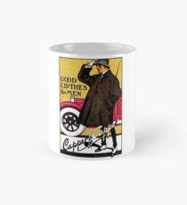 1920's Vintage Men's Clothing Classic Mug