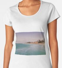 Cottesloe Beach Sunset Women's Premium T-Shirt