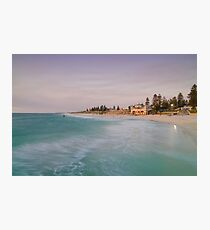 Cottesloe Beach Sunset Photographic Print