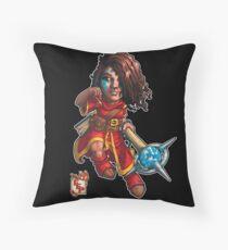 Fitzhywel's Fantastical Paraphernalia: Mage! Throw Pillow