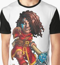 Fitzhywel's Fantastical Paraphernalia: Mage! Graphic T-Shirt