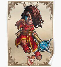 Fitzhywel's Fantastical Paraphernalia: Mage! Poster