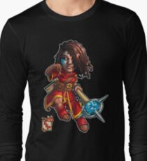 Fitzhywel's Fantastical Paraphernalia: Mage! Long Sleeve T-Shirt