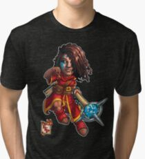 Fitzhywel's Fantastical Paraphernalia: Mage! Tri-blend T-Shirt