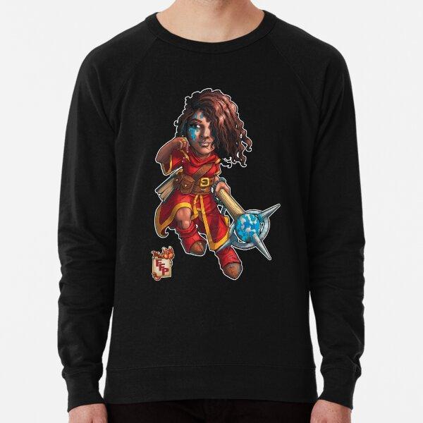 Fitzhywel's Fantastical Paraphernalia: Mage! Lightweight Sweatshirt