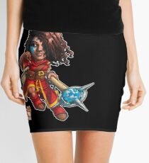 Fitzhywel's Fantastical Paraphernalia: Mage! Mini Skirt