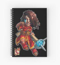 Fitzhywel's Fantastical Paraphernalia: Mage! Spiral Notebook