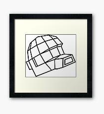 Daft Framed Print