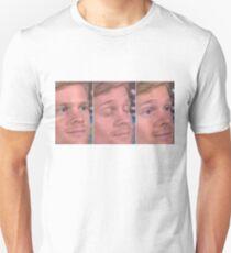 Blinking Guy Meme Unisex T-Shirt