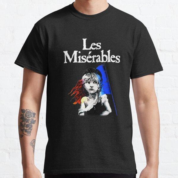 LES MISERABLES Classic T-Shirt