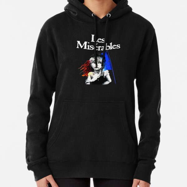 LES MISERABLES Pullover Hoodie