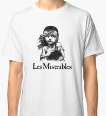 Camiseta clásica LOS MISERABLES