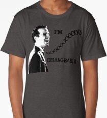 SO Changeable Long T-Shirt
