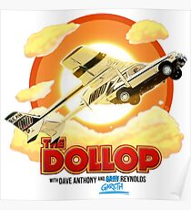 The Dollop - Flying Pinto Poster