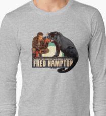 Dollop - Fred Hampton Long Sleeve T-Shirt