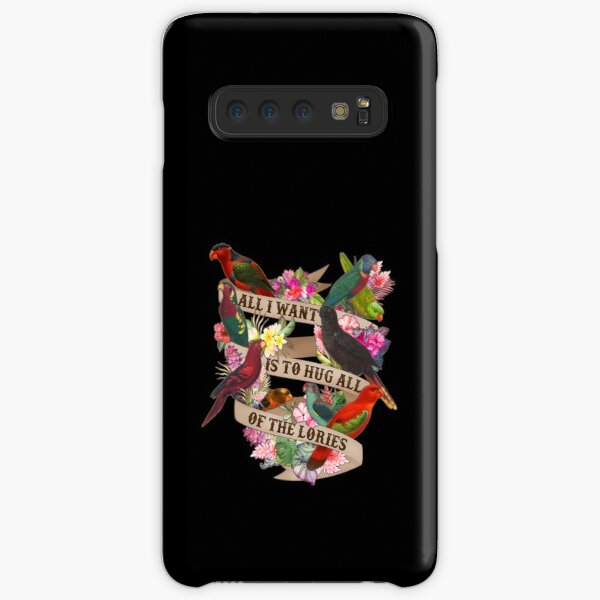 Hug All Of The Lories Samsung Galaxy Snap Case