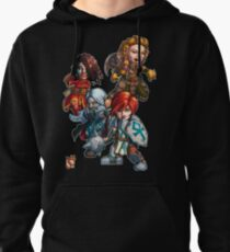 Fitzhywel's Fantastical Paraphernalia: The A Team! Pullover Hoodie