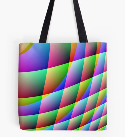 COLOUR CRAZE - AVAILABLE IN LEGGINGS AND DUVET COVERS Tote Bag