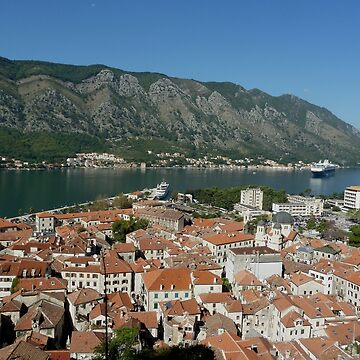 Kotor bay. Montenegro by Lovemydesigns