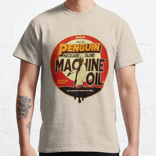 The Dollop - Penguin Oil Classic T-Shirt