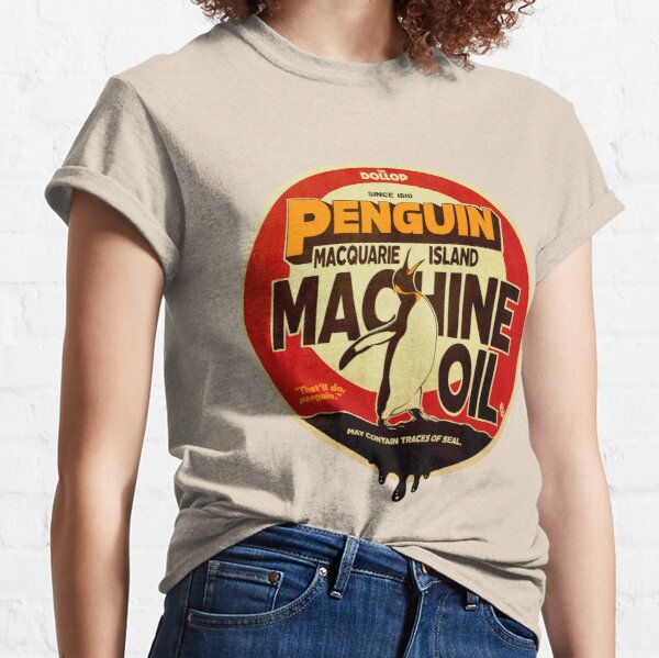 The Dollop - Penguin Oil Classic T-Shirt